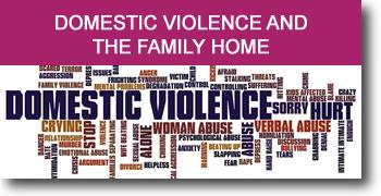 Domestic violence legal advice