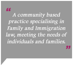 Rafiq and co family and immigration solicitors