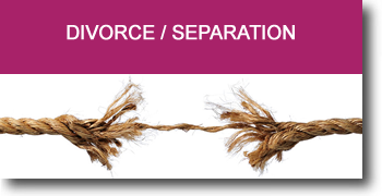 Separation and divorce legal advice